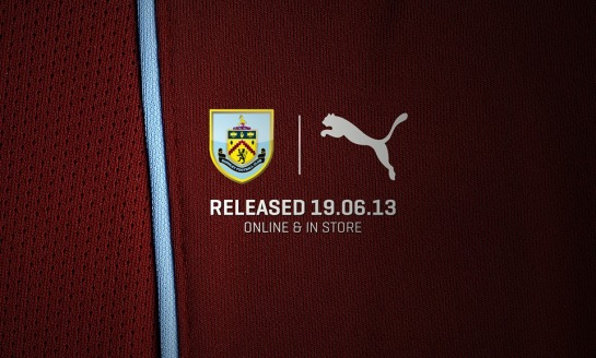 Burnley teaser - The Art of the Kit Launch