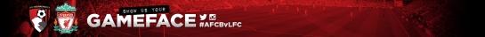AFCB0283 AFC Bournemouth GameFace Header