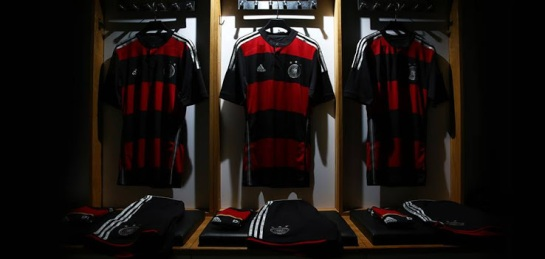 Germany 2014 Away kit