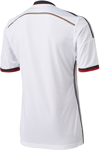 Germany 2014 Home kit Adilite