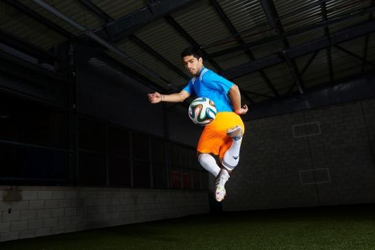 Luis Suarez action 1