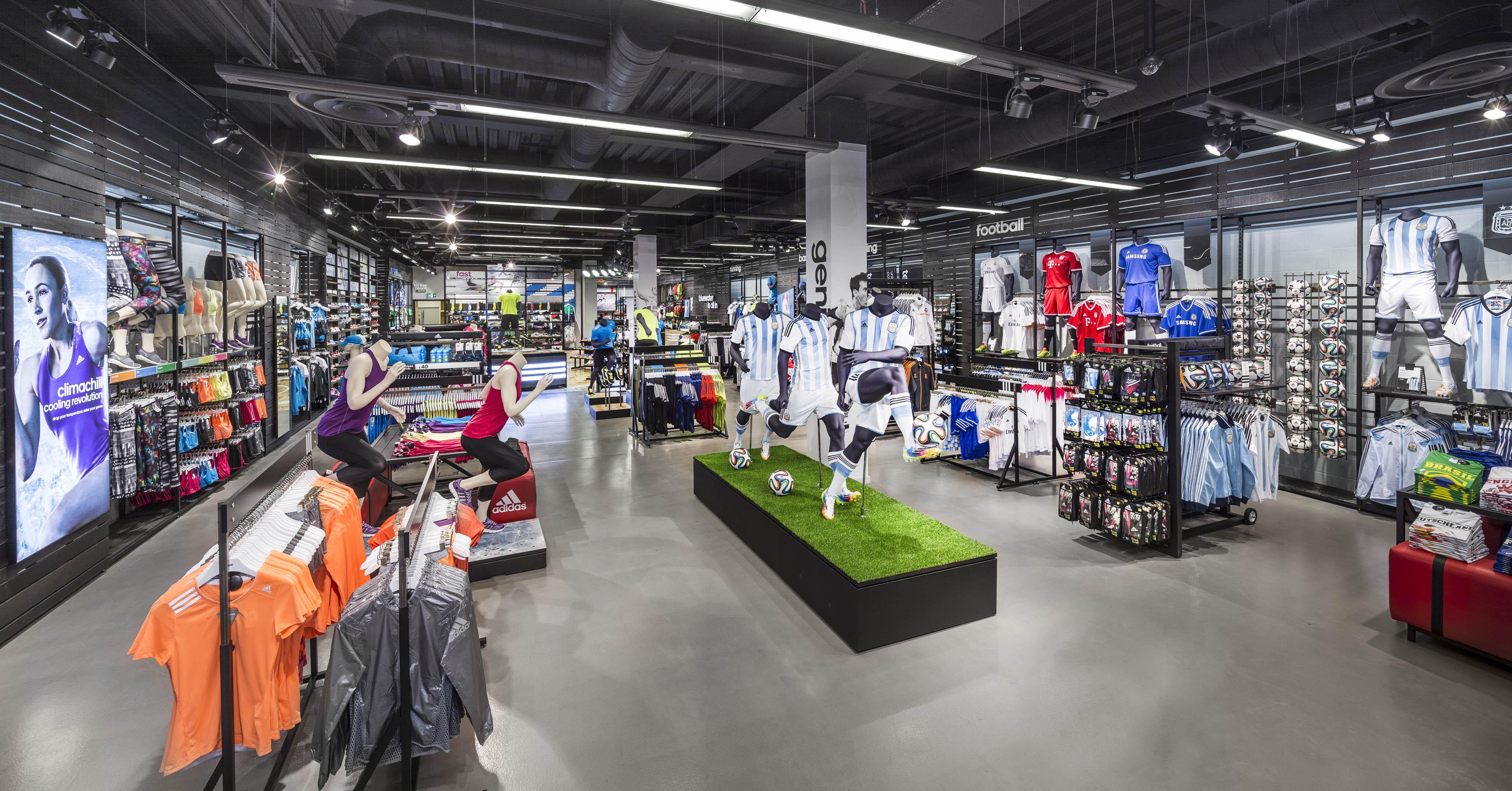 Adidas Originals в Санкт-Петербурге - адреса магазинов