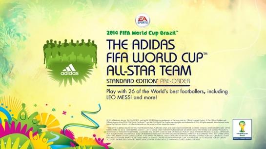 fifa world cup 2014 ea sports game 12elfth man 12th man 2