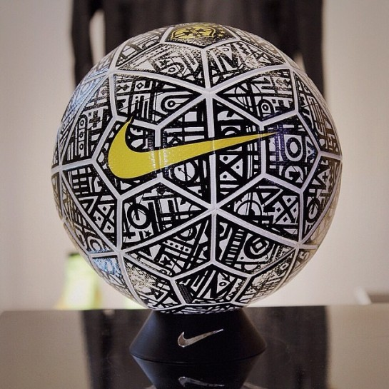 nike showcase 2014 football innovation 12th man 12elfth man brazil ball
