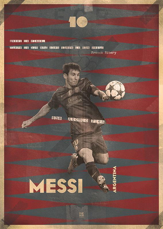 The Gods of Football – by Marija Markovic | The 12elfth Man