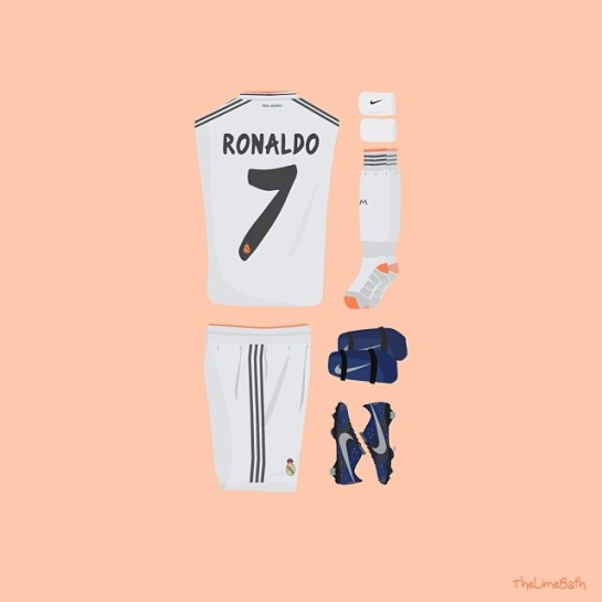 The lime bath 12elfthman 12thman ronaldo nike real madrid adidas