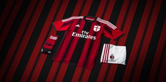 ac milan 201415 kit adidas 12elfthman 12thman 1
