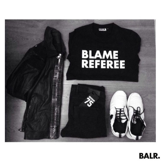 BALR presentation creative football lifestyle 3 12elfth man