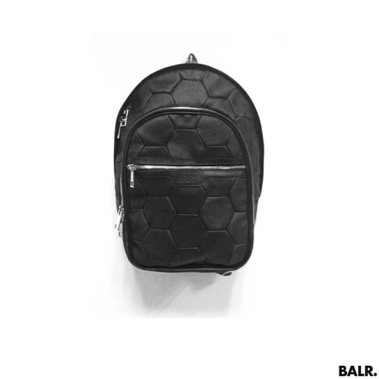 BALR presentation creative football lifestyle blame collection 7 bag 12elfth man