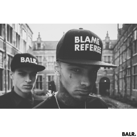 BALR presentation creative football lifestyle blame referee 5 12elfth man