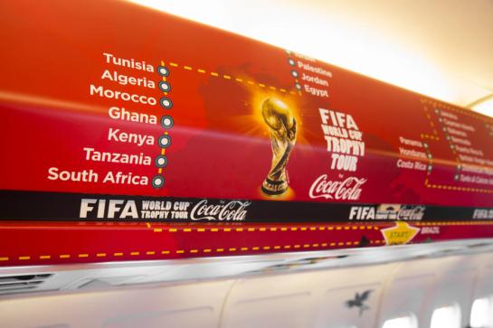 coca cola world cup trophy tour 12elfth man 12th man 5 2