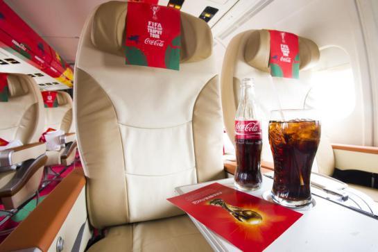 coca cola world cup trophy tour 12elfth man 12th man 5