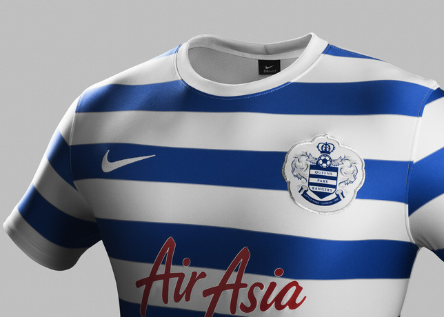 Fa14 Stadium QPR PR H Crest R large · Fa14 Stadium QPR PR H Front R large 93f55fa25