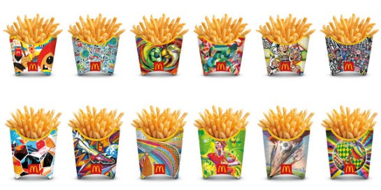 mcdonalds world cup packaging design football 12elfth man