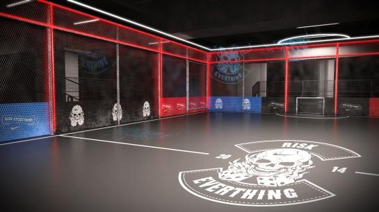 Nike Phenomenal House 12elfth man 12th man design football