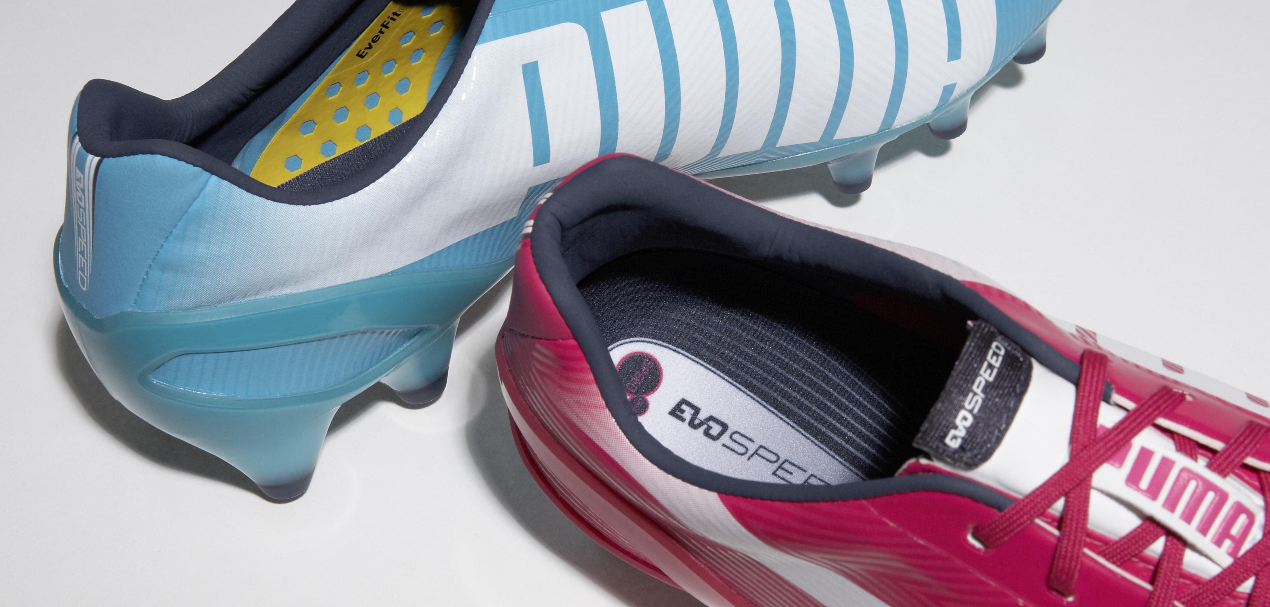 design puma football boots