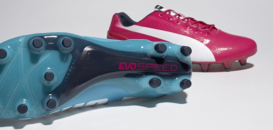 Puma evoPOWER evoSPEED 12elfth man football design boots 4