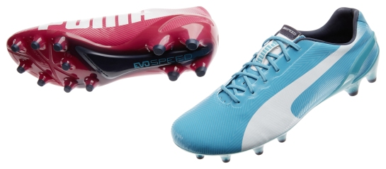Puma evoPOWER evoSPEED 12elfth man football design boots 5