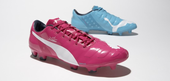 Puma evoPOWER evoSPEED 12elfth man football design boots 9