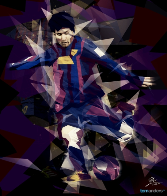 tom anders messi