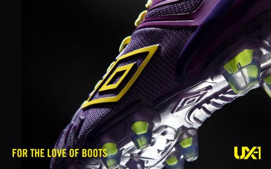 umbro ux1 football boots new design 12th 12elfth man photo