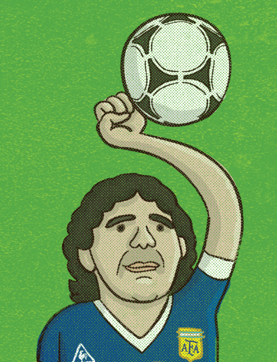 cheating diego maradona world cup