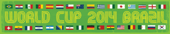World cup 2014 wall chart elliott quince header