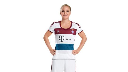 bayern munich 2014 15 away shirt 12th man female cut