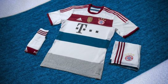 bayern munich 2014 15 away shirt 12th man football 1