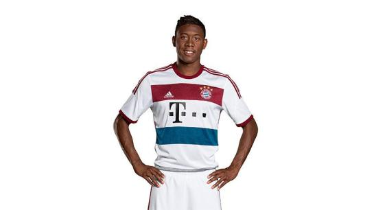 bayern munich 2014 15 away shirt 12th man football 8