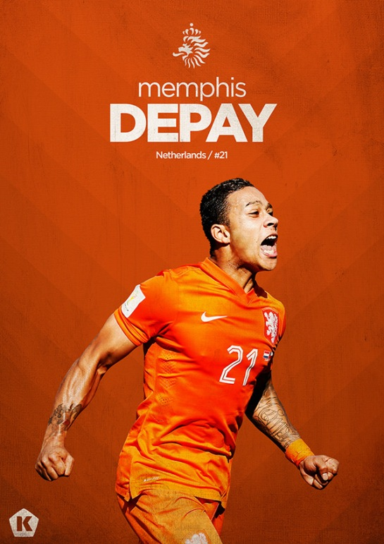 luke barclay world cup posters kick tv depay
