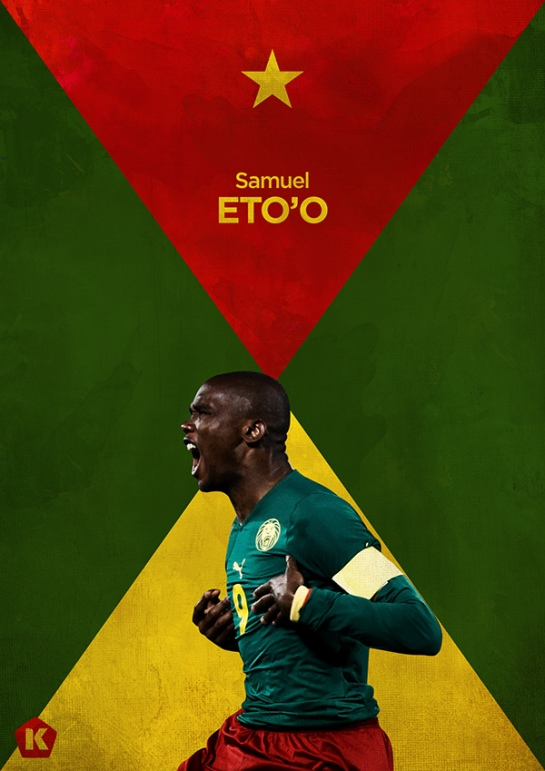 luke barclay world cup posters kick tv etoo
