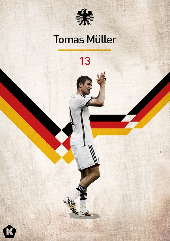 luke barclay world cup posters kick tv muller