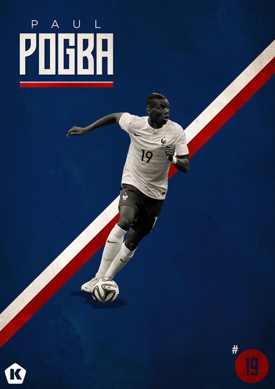 luke barclay world cup posters kick tv pogba