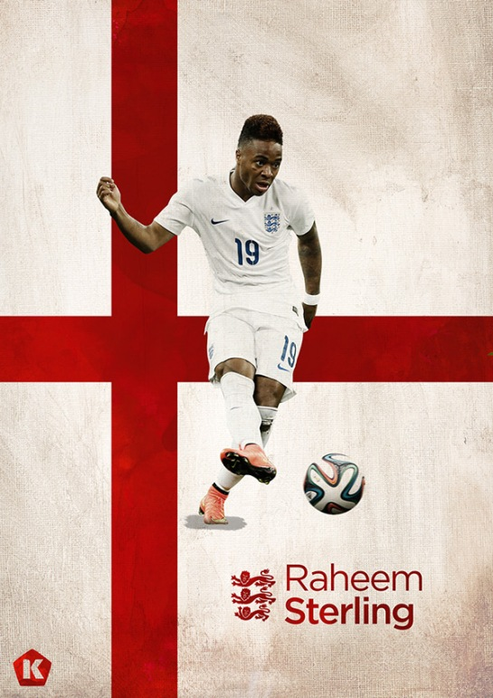 luke barclay world cup posters kick tv sterling