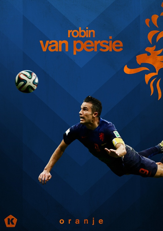 luke barclay world cup posters kick tv van persie