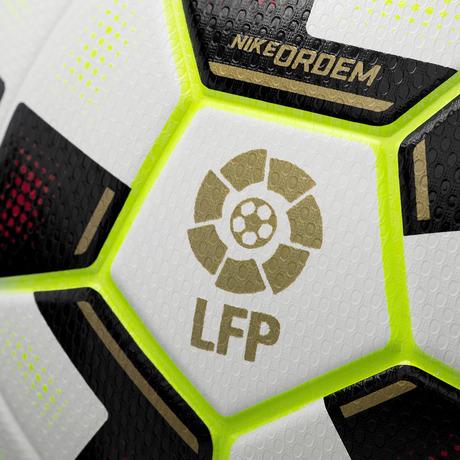 nike new ordem footballs la liga 2