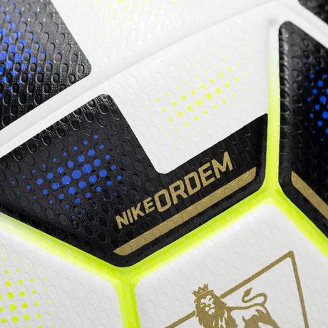 Nike Ordem, Bola Baru Untuk Liga Inggris, Liga Italia dan Liga Spanyol
