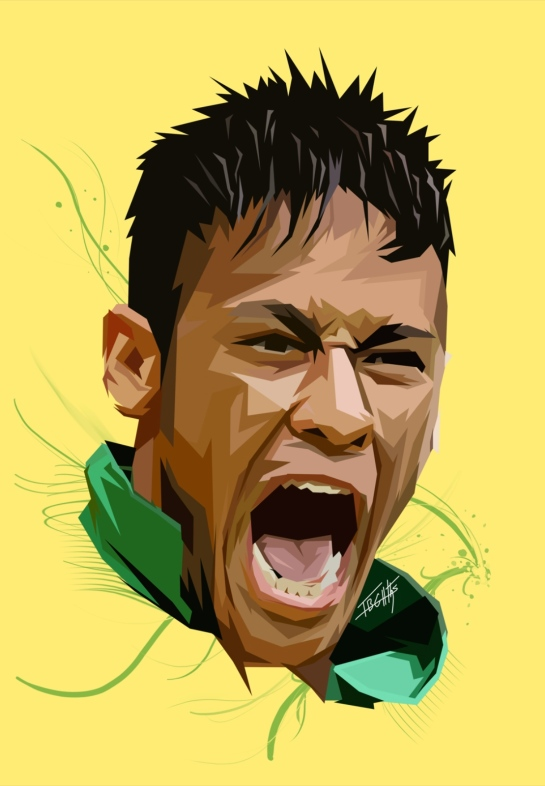 tom griffiths neymar