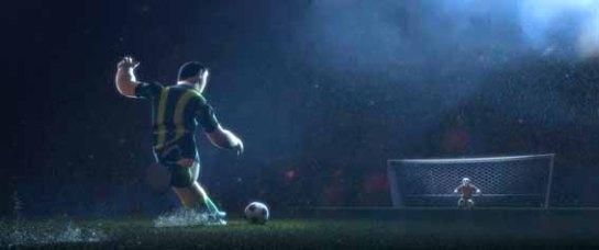 unbeatables movie football 3