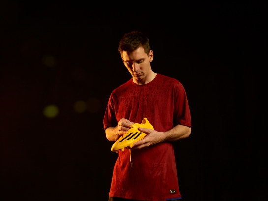 new messi f50 boots 3