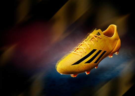 new messi f50 boots graphic