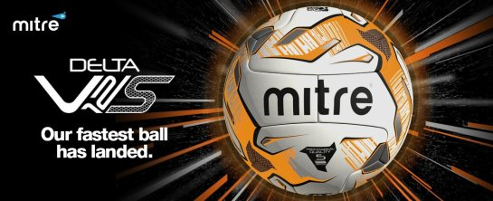 new mitre football league ball v12s 1