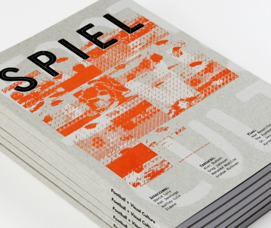 spiel visual culture design 12 elfth man magazine graphic design 1