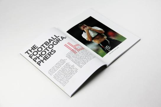 spiel visual culture design 12 elfth man magazine graphic design 2