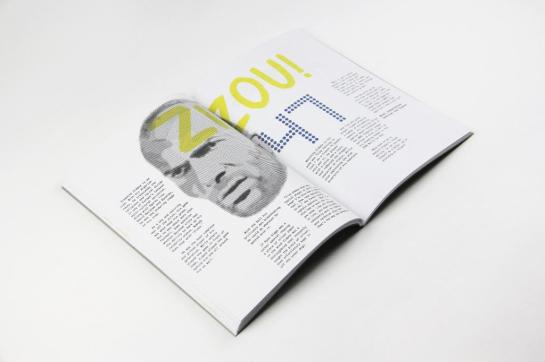 spiel visual culture design 12 elfth man magazine graphic design 3