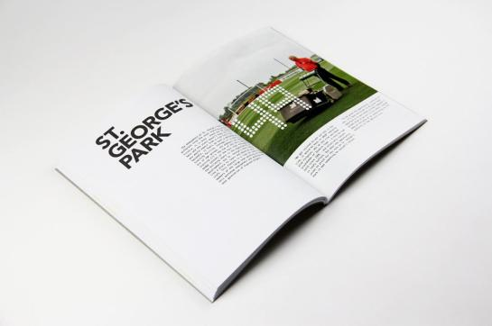 spiel visual culture design 12 elfth man magazine graphic design 4