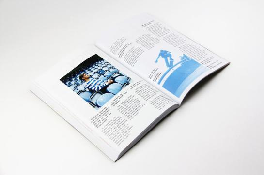 spiel visual culture design 12 elfth man magazine graphic design 5