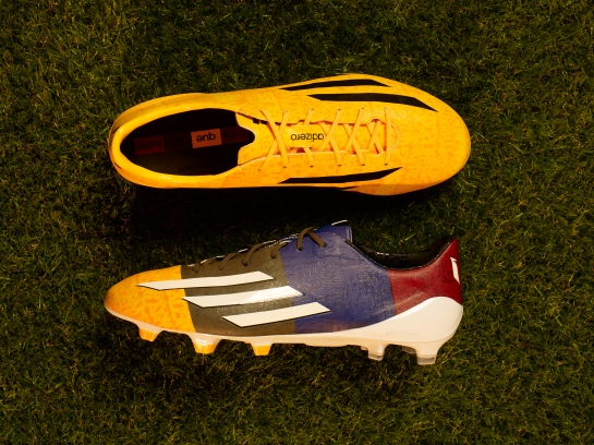 Liga & UCL boot. 2