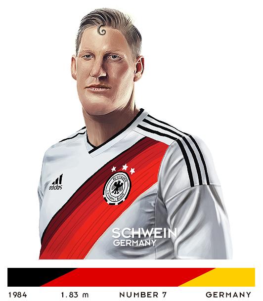 Mohamed Togby schweinsteiger 12elfth man 1